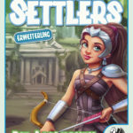 Imperial Settlers: Die Amazonen Cover - Pegasus Spiele