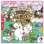 Pummel & Friends - Die große Ess-Kalation Cover - Pegasus Spiele