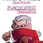 Magic Maze: Zwielichtige Gestalten Cover - Pegasus Spiele