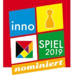 innoSPIEL 2019 nominiert - Friedhelm-Merz Verlag