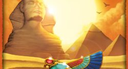 Deckscape - Der Fluch der Sphinx Cover - ABACUSSPIELE