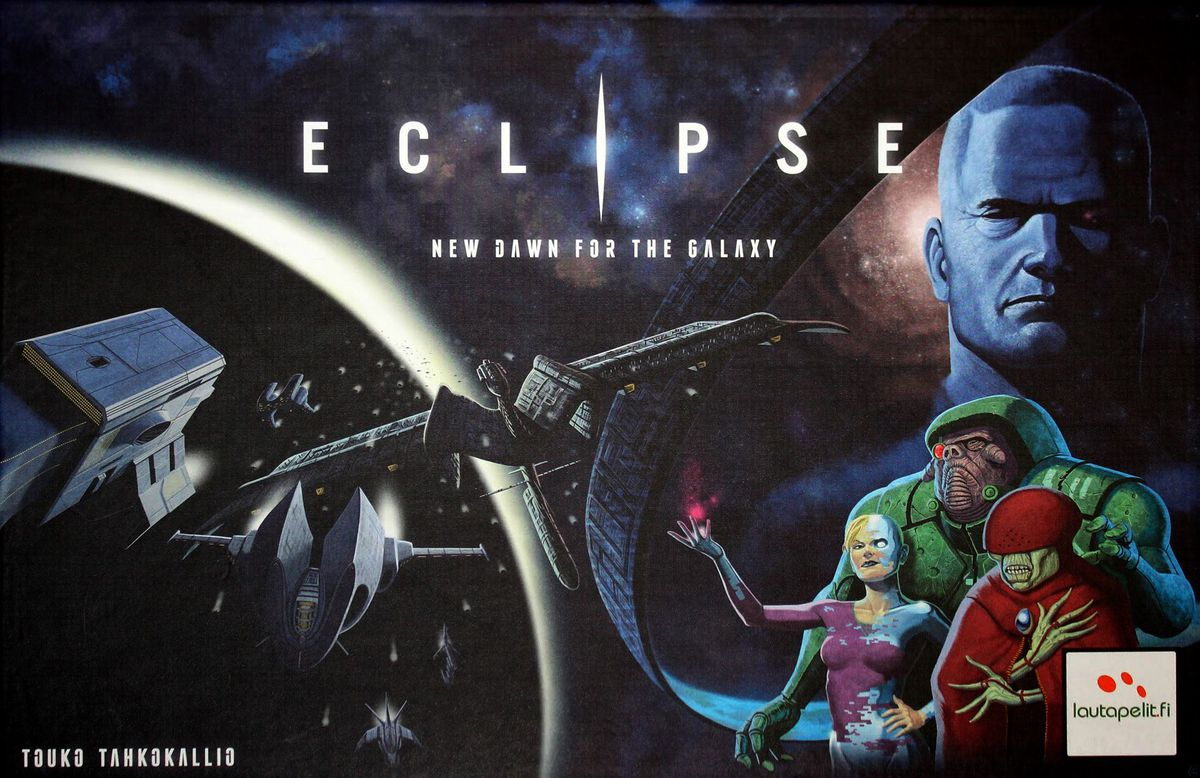 Bild von Rezension: Eclipse: New Dawn for the Galaxy