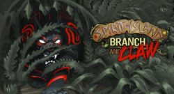 Spirit Island: Ast und Tatze Cover - Pegasus Spiele