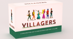 Villagers Cover - Kosmos