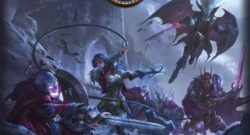 Sword & Sorcery: Drohende Finsternis Cover - Ares Games, asmodee