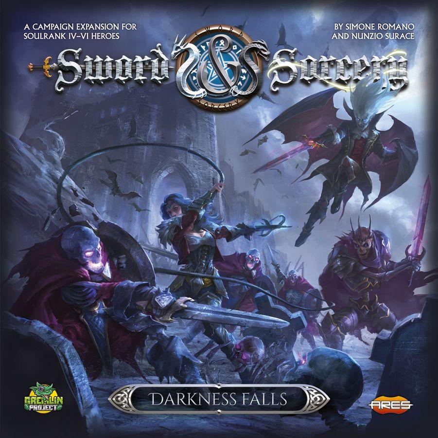 Bild von asmodee kündigt Sword & Sorcery: Drohende Finsternis an