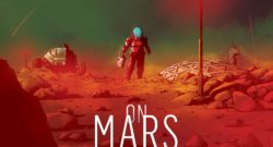On Mars Cover - Eagle Gryphon Games