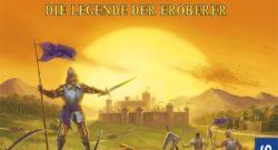 Catan: Szenarien für Städte & Ritter - Die Legenden der Eroberer Cover - Kosmos