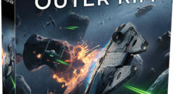Star Wars: Outer Rim - Fantasy Flight Games, asmodee