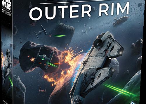 Star Wars: Outer Rim - Fantasy Flight Games, asmodee