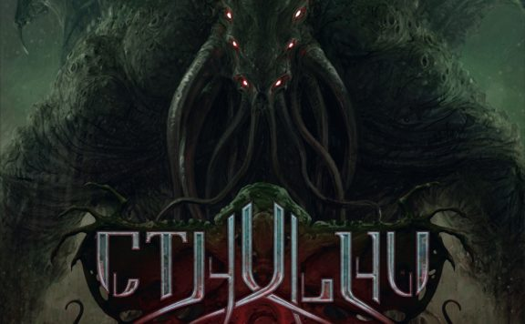 Cthulhu: Death May Die Cover - CMON, asmodee