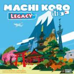 Machi Koro Legacy Cover - asmodee