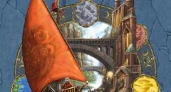 Terra Mystica - Die Händler Cover - Feuerland Spiele