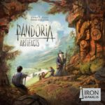 Pandoria: Artifacts Cover - Irongames