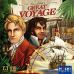 Humboldt's Great Voyage Cover - HUCH!