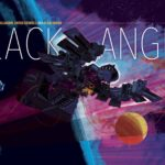 Black Angel Cover - Pearl Games, asmodee