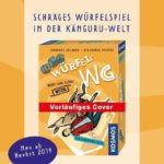 Würfel-WG Cover - Kosmos
