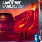 Adventure Games: Die Vulkaninsel Cover - Kosmos