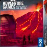 Adventure Games: Die Vulkaninsel Cover - Kosmos