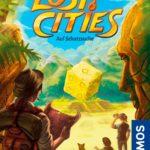 Lost Cities: Auf Schatzsuche Cover - Kosmos
