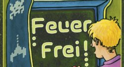 Feuer Frei! Cover - 2F-Spiele