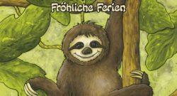 Faultier: Erweiterung 1 - Fröhliche Ferien Cover - 2F-Spiele