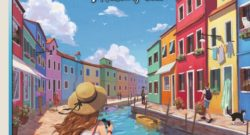 Buntes Burano Cover - Board Game Circus
