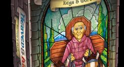 Heaven & Ale: Der Bierkutscher Cover - Pegasus Spiele, eggertspiele