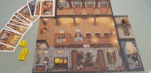 Spielerboard