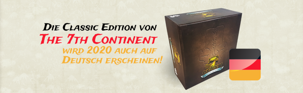7th Continent auf deutsch - Serious Pulp
