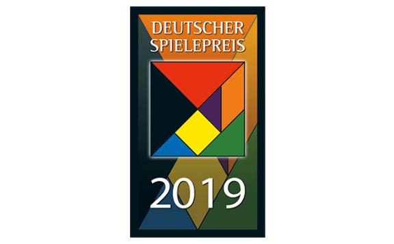 Deutscher Spielepreis 2019 - Friedhelm Merz Verlag