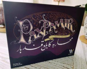 Pax Pamir 2nd Edition Box