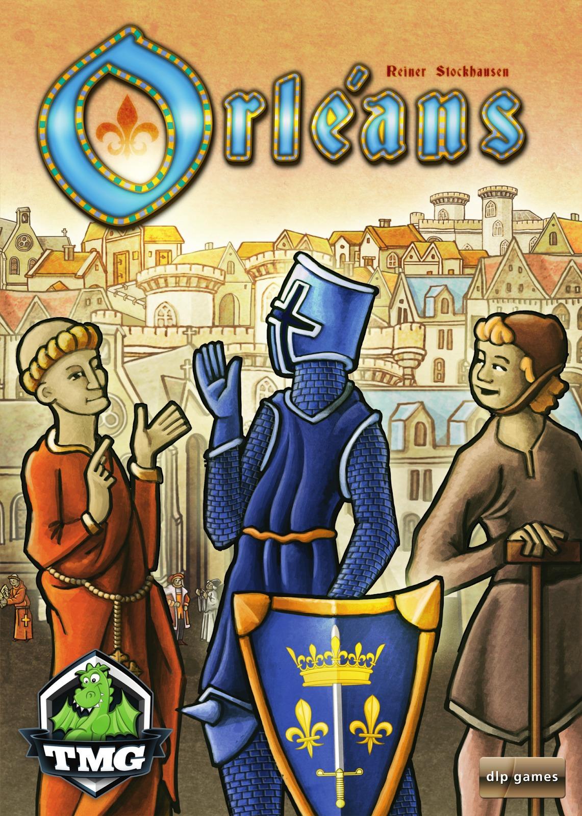 Orleans Cover - DLP Games