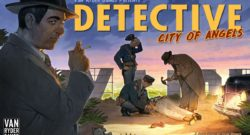 Detective: City of Angels Cover - Van Ryder Games