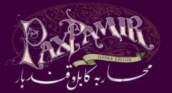 Pax Pamir 2nd Edition Cover - Wherlegig Games