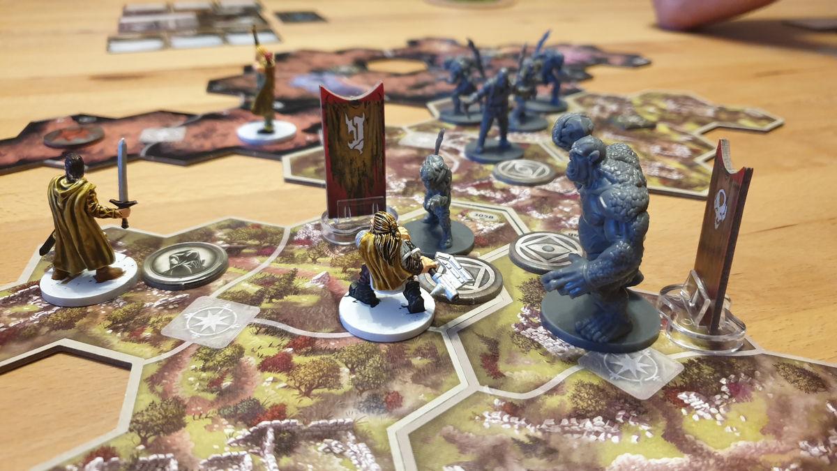 Die Helden im Kampf gegen die Orks - Herr der Ringe: Reise durch Mittelerde