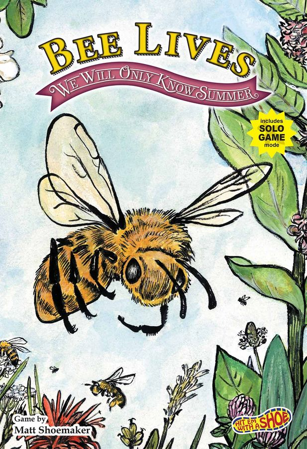 Bee Lives: We Will Only Know Summer Cover - Hit 'Em With a Shoe