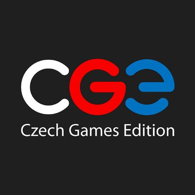 Czech Games Edition Logo