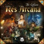 Res Arcana Cover - asmodee