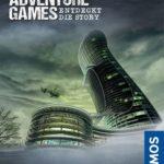 Adventure Games: Die Monochrome AG Cover - Kosmos