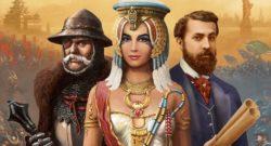 Through the Ages: Neue Anführer und Wunder Cover - HeidelBär Games / CGE