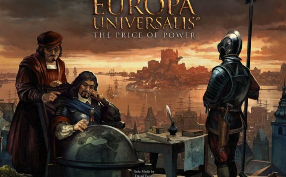 Europa Universalis Cover - Aegir Games