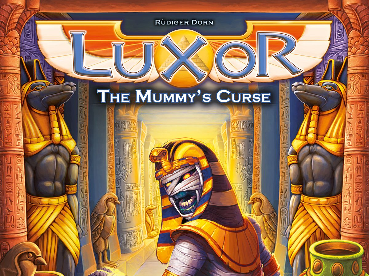 Bild von Rezension: Luxor – Der Fluch der Mumie (Erweiterung)