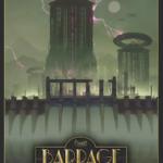 Barrage Cover - Feuerland Spiele