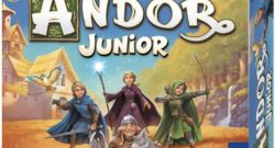 Andor Junior Cover - Kosmos