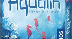 Aqualin Cover - Kosmos