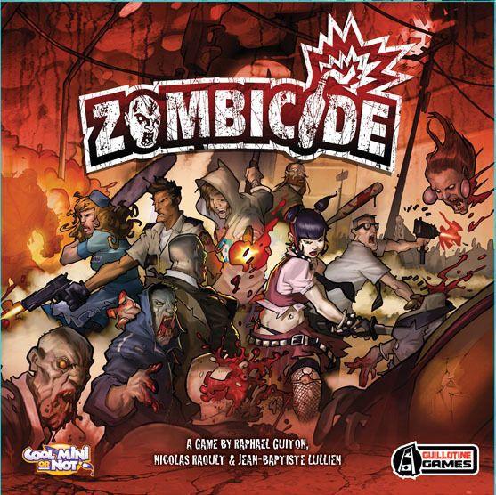 Zombicide Cover - CMON