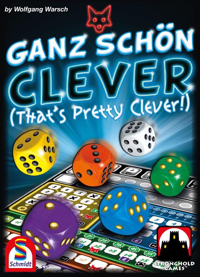 Ganz schön Clever Cover - Schmidt Spiele