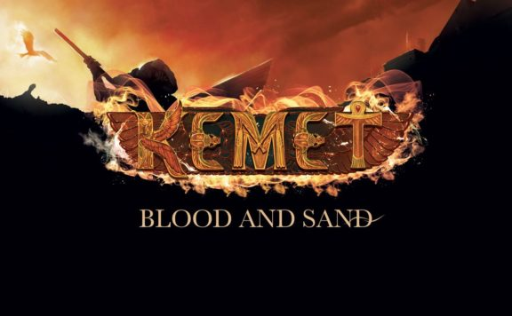 Kemet Bloond and Sand Cover - Matagot