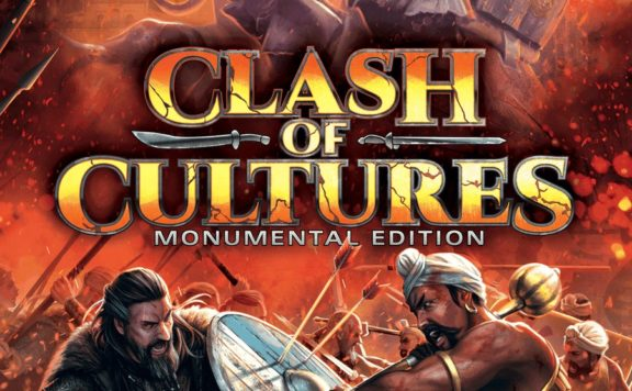 Clash of Cultures Monumental Edition Cover